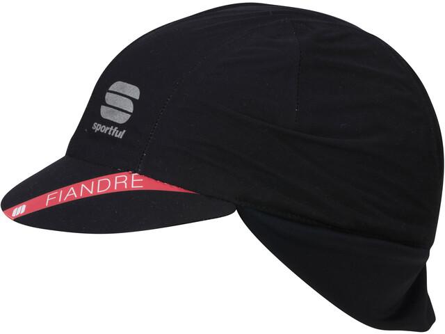 Sportful Fiandre NoRain Warm Cap Herren black